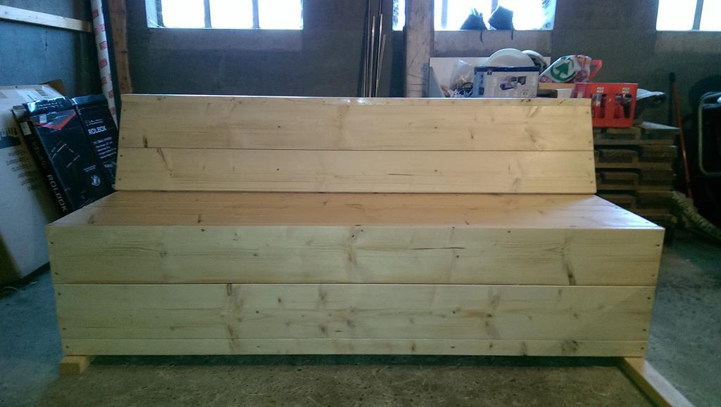 Steigerhouten meubel 1