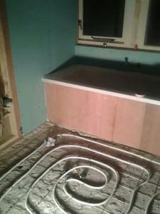 Renovatie badkamer 1
