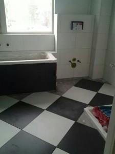 Renovatie badkamer 4