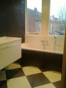 Renovatie badkamer 9